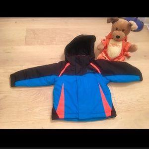 Toddler Boy Columbia Jacket